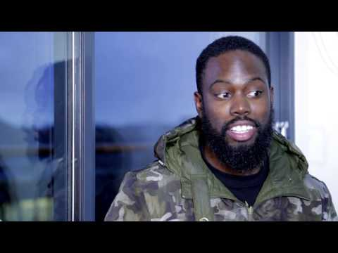 3 minutes with Ghetts