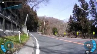 雛鶴トンネル(復路) 裏大垂水峠