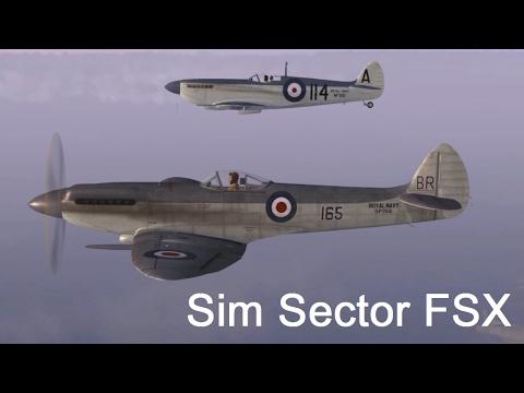 FSX : Supermarine Seafire