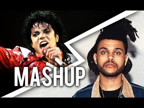 Michael Jackson & The Weeknd - Bad / Can't Feel My Face (MASHUP)