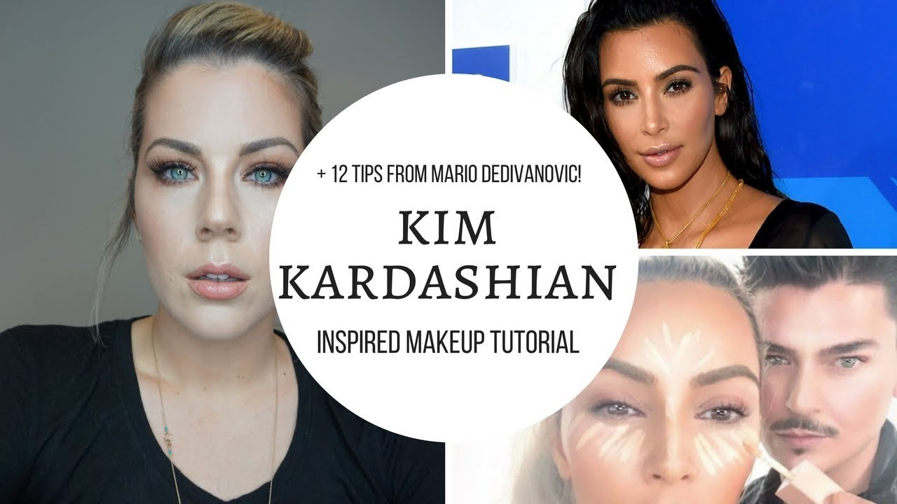 Kim kardashian inspired makeup celebrity makeup tutorials youtube kim kardashian inspired makeup celebrity makeup tutorials baditri Images
