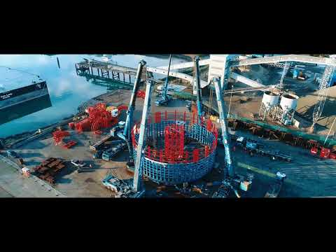 Dutch Offshore Contractors - Heavy Lifting
