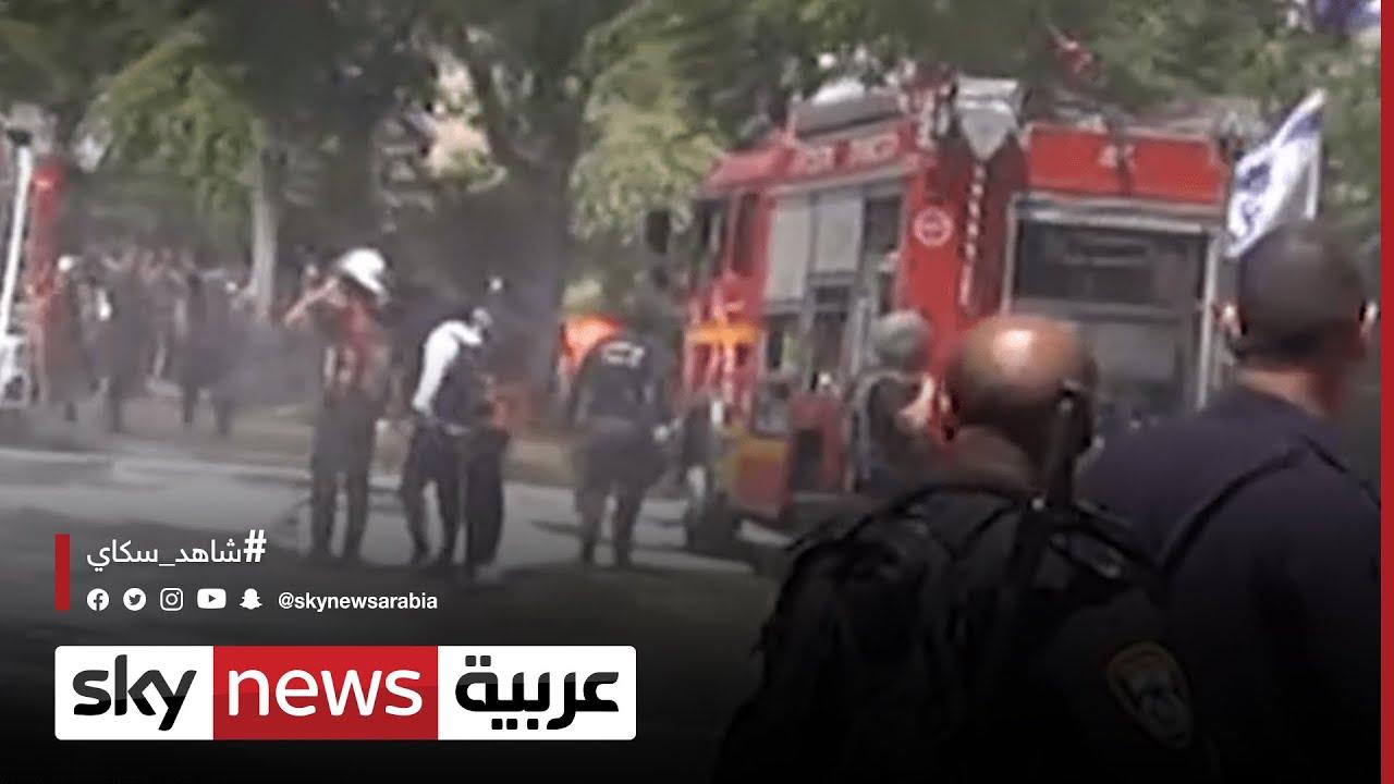 فلسطين وإسرائيل: سقوط صاروخ في منطقة رمات غان بمحيط تل أبيب  - نشر قبل 4 ساعة