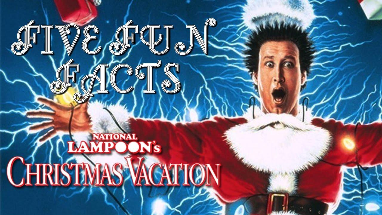 national lampoons christmas vacation five fun film facts - National Lampoons Christmas Vacation Trivia