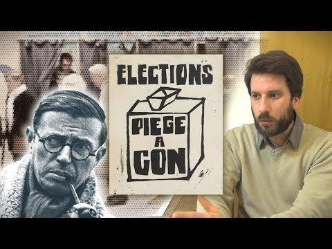 Élections, piège à cons (Sartre)