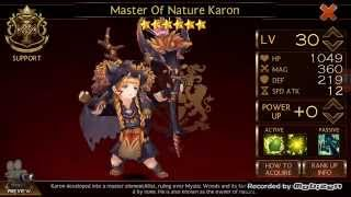 Seven Knights : Hero Master of Nature Karon