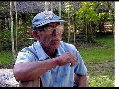 Herbalist Heriberto Cocom
