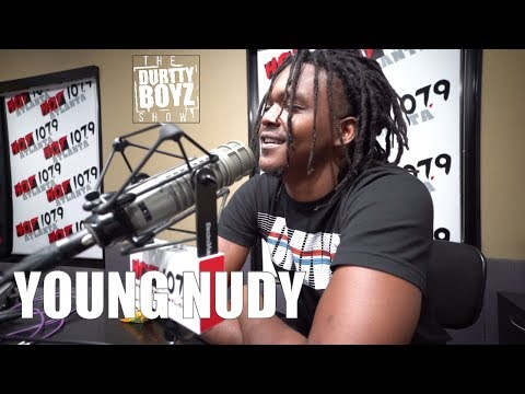 Young Nudy Describes Growing Up In East Atlanta The Price Of Fame & Taking His Music Career Serious