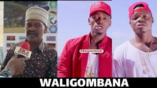 Huseni Jumbe Harmonize Kwa Diamond Aondoke/Waligombana Siri Niliijua Rayvann na Fayma Nkayamaliza