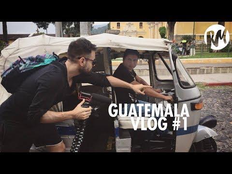 ¡Nunca usen estas palabras en Guatemala! — GUATE VLOG #1