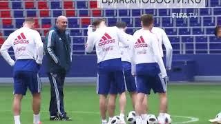 Футбольное сообщество Новозыбкова о мундиале