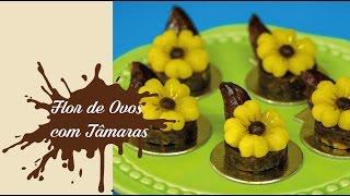 Doce de Ovos com Tâmara - PRO #04