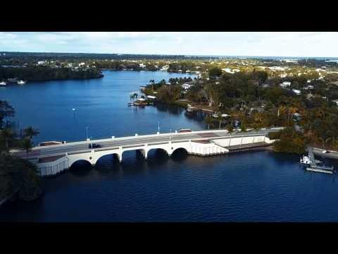 Tequesta Florida Loxahatchee River North Fork Aerial Tour