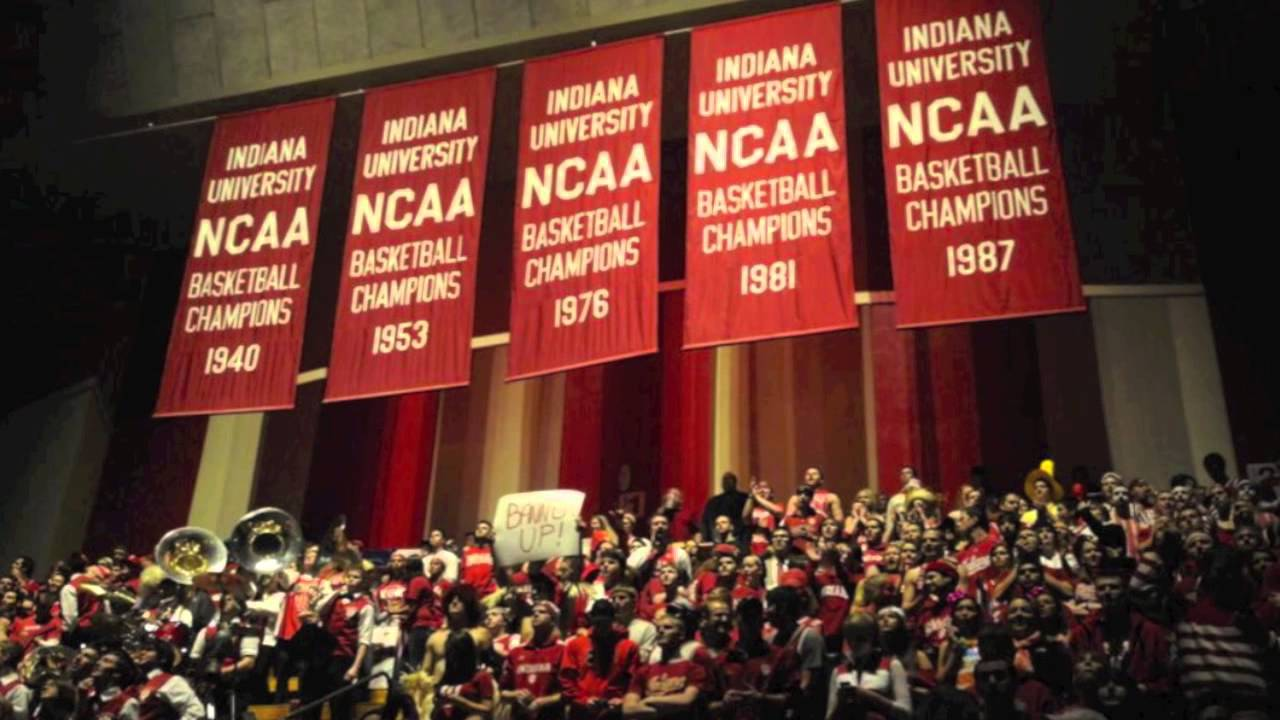"""Indiana Basketball - """"Ol' Fisch"""" - YouTube"""