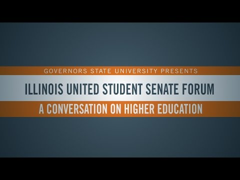 Illinois United Student Senate Forum 2017