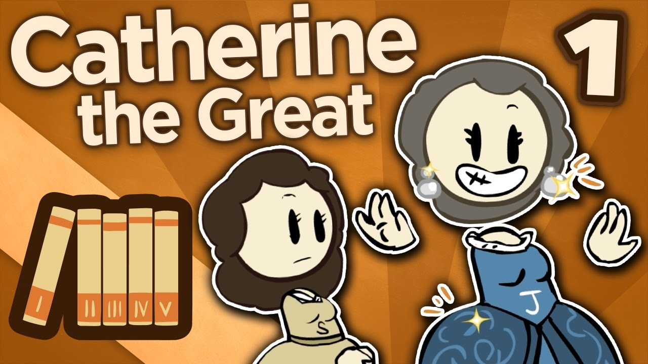 Catherine The Great Not Quite Catherine Yet Extra History 1
