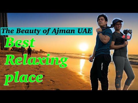 Place To Visit In Ajman UAE  | TRAVEL VLOG