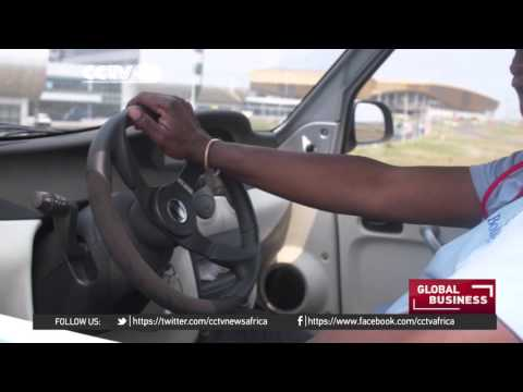 All-Africa Games in Congo showcase solar cars
