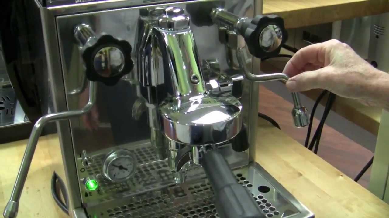 Ongebruikt Crew Review: Rocket Espresso Cellini Classic - YouTube GA-88