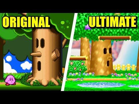 Super Smash Bros. Ultimate - Origin of All Smash 64 Stages