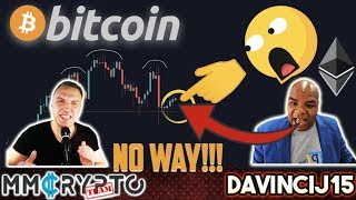 WARNING: NOONE IS SEEING THIS FOR BITCOIN & ETHEREUM RIGHT NOW!!! w. DavinciJ15