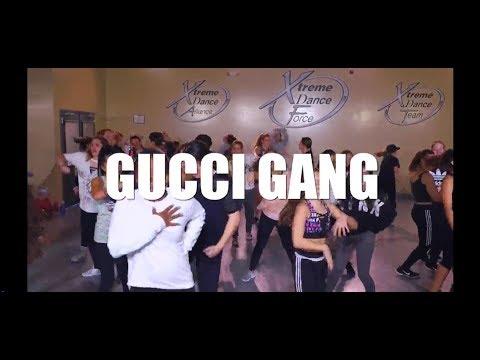 GUCCI GANG - Lil Pump Dance | Matt Steffanina X Josh Killacky Choregraphy | Xtreme Dance Force