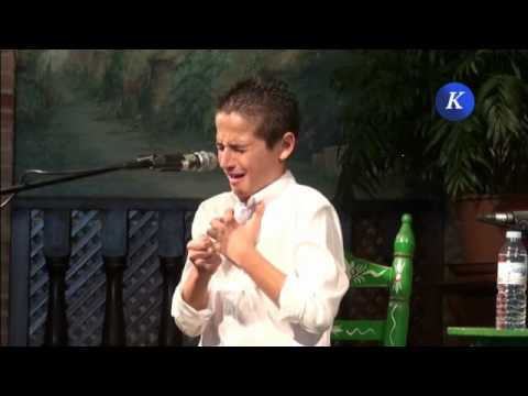Antonio Carmona por alegrias: XXIX Concurso de Cante Flamenco ciudad de Carmona