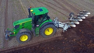 New Iron in Action | John Deere 6250R, Fendt 720 & 724 Vario S4 | Dieleman Slootdorp