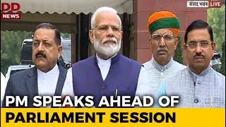"Parliament Winter Session: ""Want Frank Discussions On All Matters"", Says PM Modi Ahead Of Session"