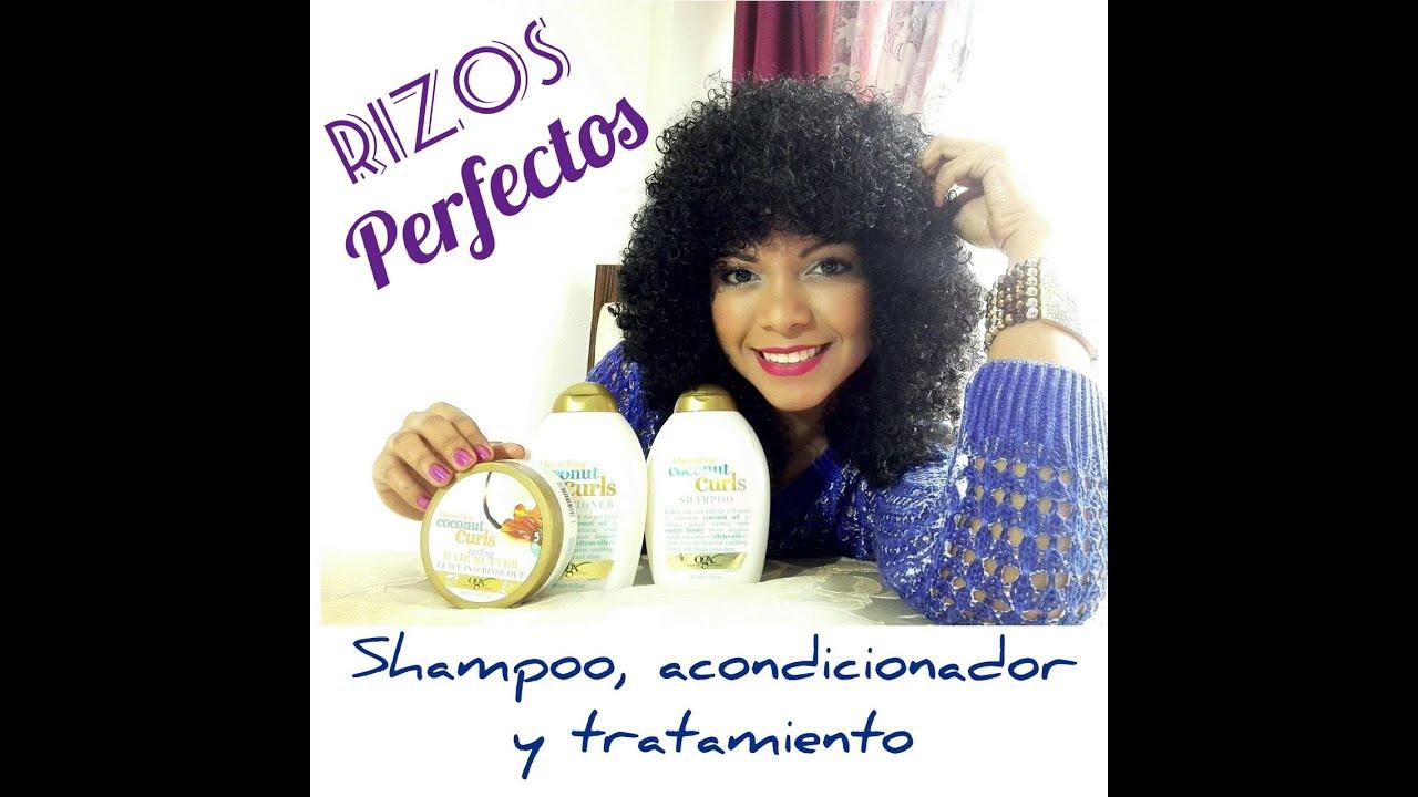 Como desenredar el pelo rizado afro
