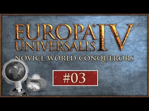 EUIV - Novice World Conquerors #03 - A casual blob