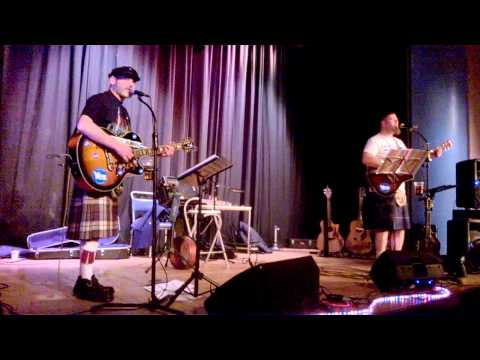 Hope Over Fear, live at Montrose Town Hall