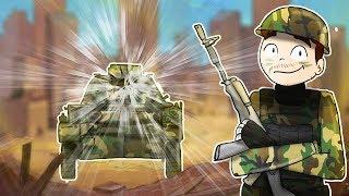 WALKA NA FRONCIE Z PRAWDZIWYMI PRZECIWNIKAMI!   WORLD WAR 3