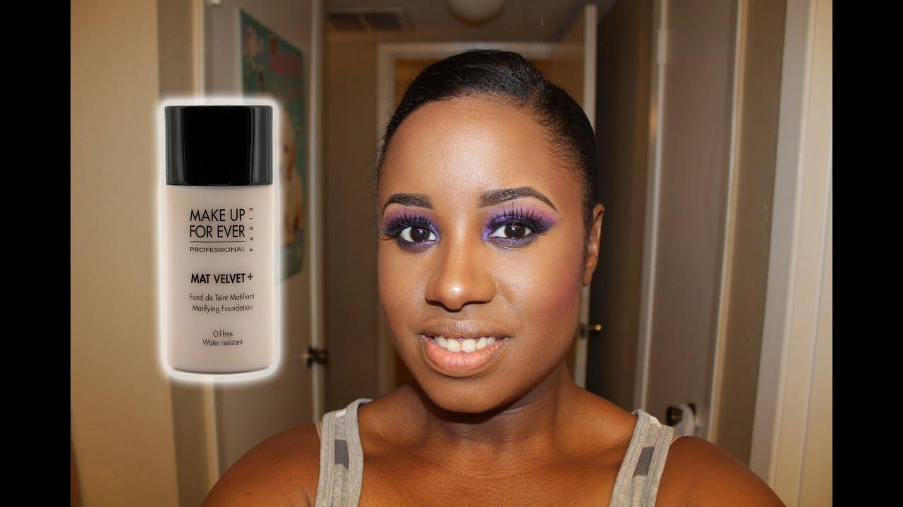 Makeup Forever Mat Velvet Plus Shade Finder Fay Blog