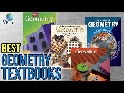 10 Best Geometry Textbooks 2017 - YouTube
