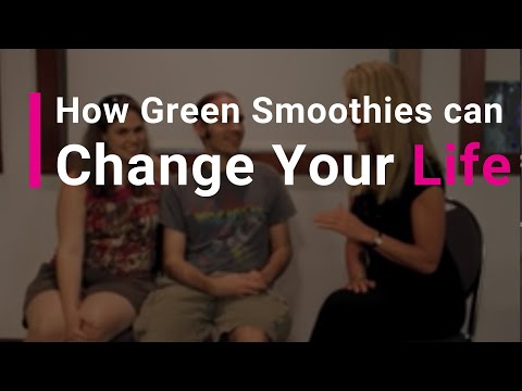 How Green Smoothies can Change Your Life – A Chat with Nick and Kristen