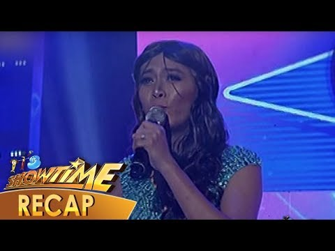 It's Showtime Recap: Miss Q&A contestants' witty answers in Beklamation - Week 18