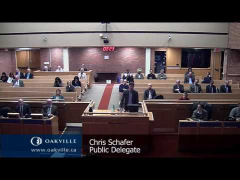 Council meeting of December 12, 2016
