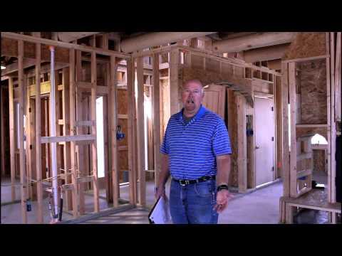 Albuquerque Custom Homebuilder LOWE-BO Homes Pre-Drywall Walk-Through
