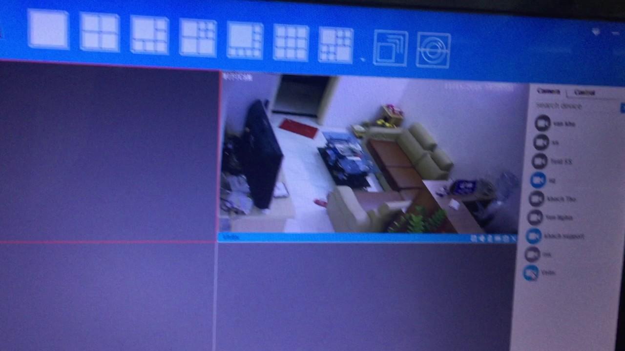 [VNTIS] Hướng dẫn cài đặt camera IP VNTIS S6203Y Trên máy tính