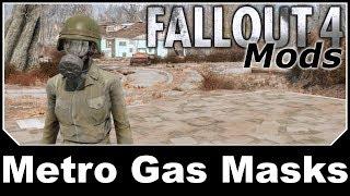Fallout 4 Mods - Metro Gas Masks