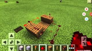 Minecraft PE : Redstone Repeater Nasıl Yapılır?