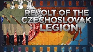 Czechoslovak Legion in Russia and its War to Return Home