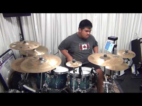 You Last Forever - Victory Worship (drum cover by Anjelo Gana)