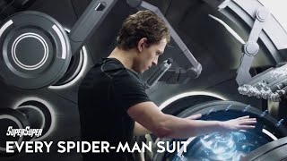 Spider-Man: Far From Home - Every Suit Confirmed | SuperSuper X Likee