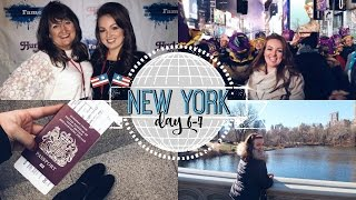 NEW YORK DAY 6-8 | NYE IN TIMES SQUARE! ♡ | brogantatexo