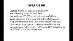 Greg Cesar – Azon Profit System Full Review + BONUS