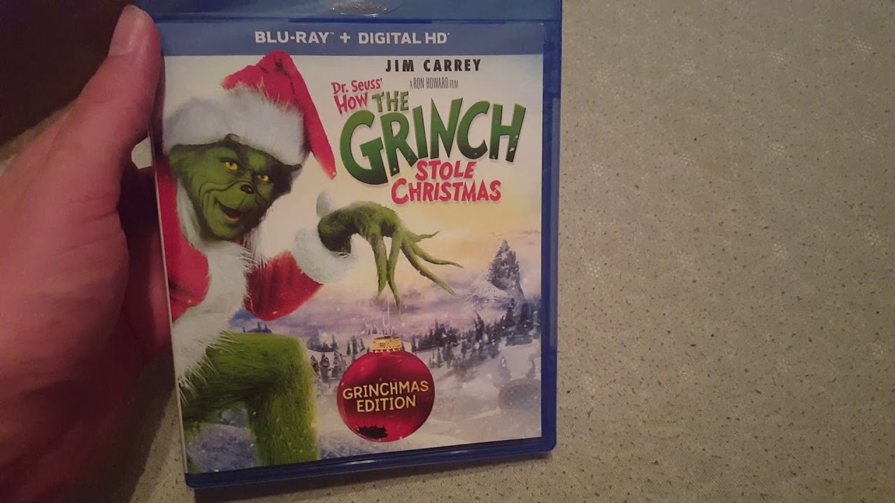 How the Grinch Stole Christmas (2000) - Alternate Versions ...
