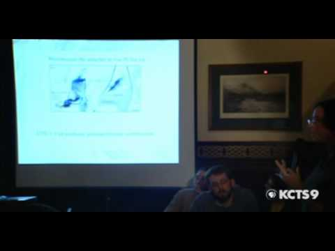 Arctic Microbes: Living in a Frozen Ocean Part 1 of 2 | SCIENCE CAFE