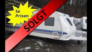 Hobby De Luxe 560 KMFe - 2004 - Campingvogn